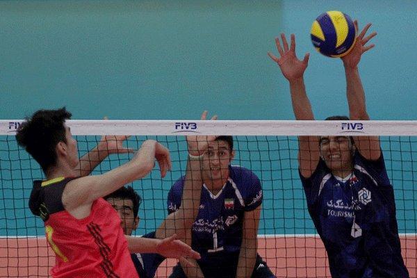 ترکیب نهایی تیم والیبال ایران تعیین شد