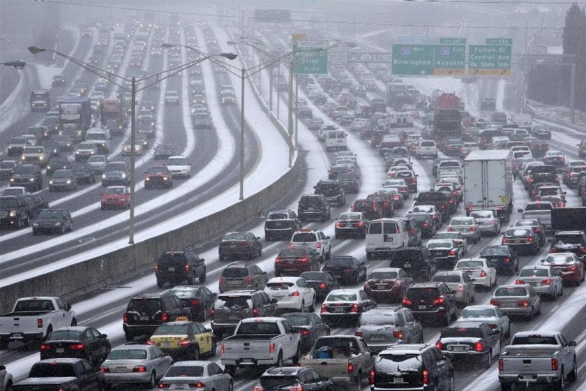 بدترین ترافیک های جهان را بشناسید