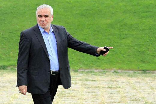 فتح الله زاده: آقای استراماچونی برگرد من از استقلال می روم