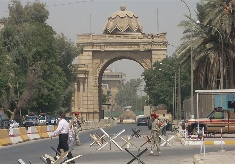 حمله موشکی به منطقه سبز بغداد، اصابت 2 موشک کاتیوشا به اطراف سفارت آمریکا