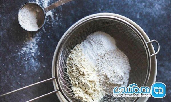 4 جایگزین سالم تر برای آرد سفید