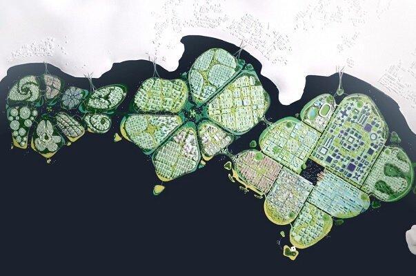 ساخت 3 جزیره مصنوعی در مالزی
