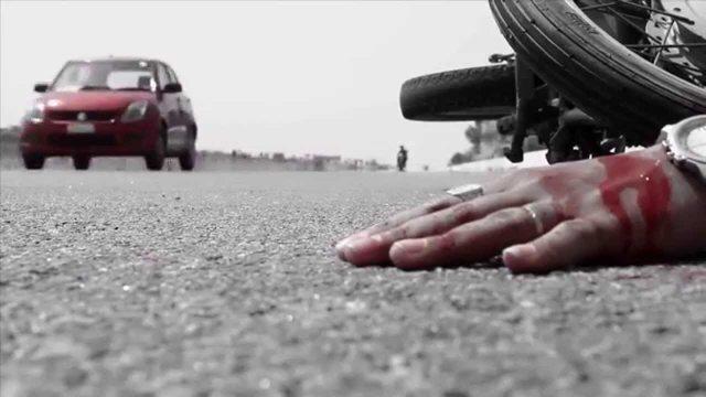 مرگ جوان همدانی در تصادف رانندگی و فرار راننده