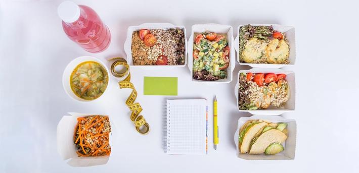 فواید نوشتن برنامه غذایی
